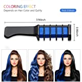 COOLKESI Hair Chalk for Girls Gifts, [10 Bright