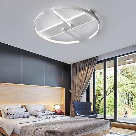 Schön-Lampe Moderno LED Luz de Techo Geometría Diseño LED ...