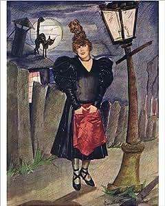 Impresión fotográfica de Damia en el concierto Mayol, Paris, 1927