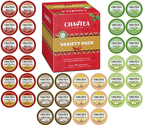 k cup tea assortment - 6