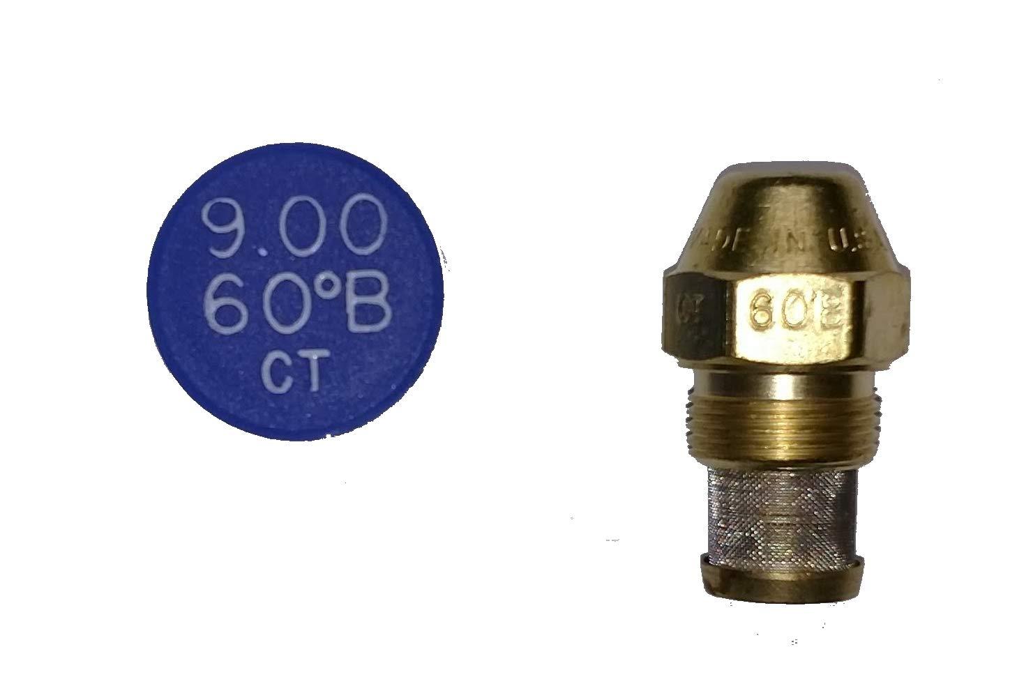 Delavan D/üse 9.00 gph 60 Grad B