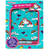 SECRET LOCKABLE DIARY & PEN BIRTHDAY GIFTS SET FOR GIRLS: Fun, Private Journal With Lock & Key. Great Birthday Gifts For Girls Of All Ages: 3 4 5 6 7 8 9