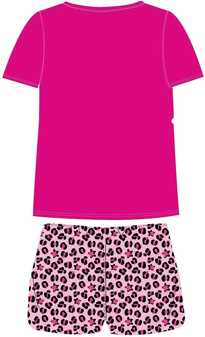 Cerd/á Pijama Corto Algod/ón LOL Pigiama Bambina