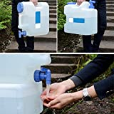 Aneil 4 Gallon Drinking Water Storage Containers