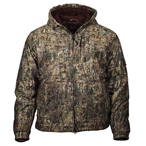 Jacket Insulated Tundra (ShapeShift Camo Insulated Waterproof Tundra Jacket by Gamehide)