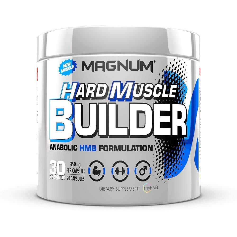 Magnum Nutraceuticals Hard Muscle Builder Capsules