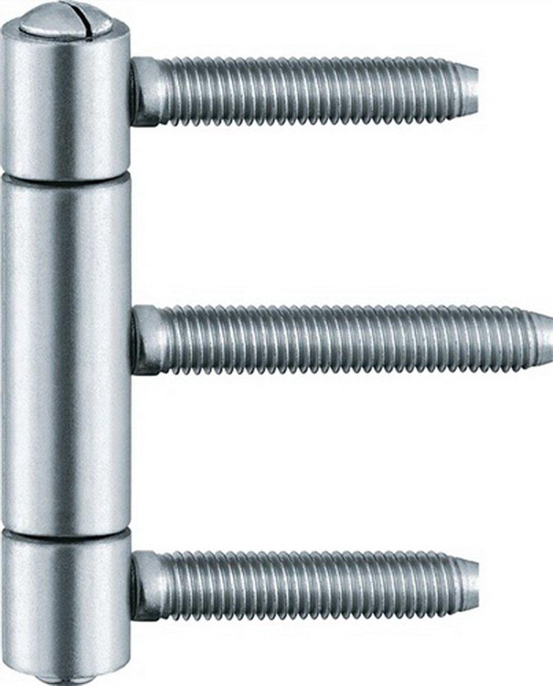 Einbohrband BAKA C 1-15 WF Stahl topzink 3-tlg,20St.