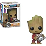 Funko POP: Guardians of the Galaxy Vol. 2 - Baby Groot with Cyber Eye (FYE Exclusive)