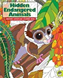 Hidden Endangered Animals Camouflage Coloring Book