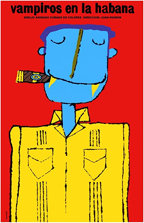 Cuban decor Graphic Design movie Poster 4 film EL BOHIO.Shack.Cuba Tiny House