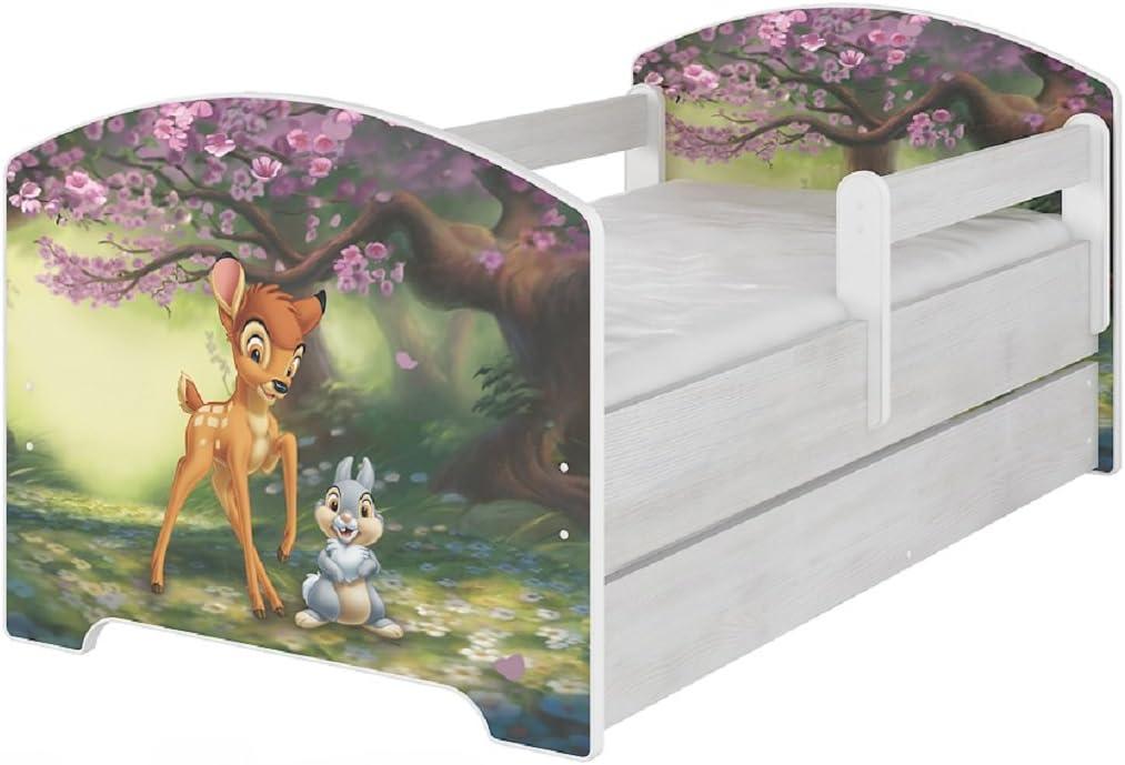 Disney Di552 Toise pour enfant Motif Bambi 70 /à 150 cm
