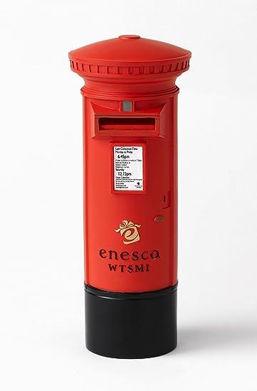 Enesco Post Box Spardose Sparbüchse Im Design Eines Englischen