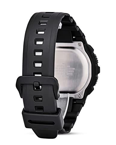 Casio Reloj Digital para Hombre de Cuarzo con Correa en Resina AE-2100W-1AVEF: Amazon.es: Relojes