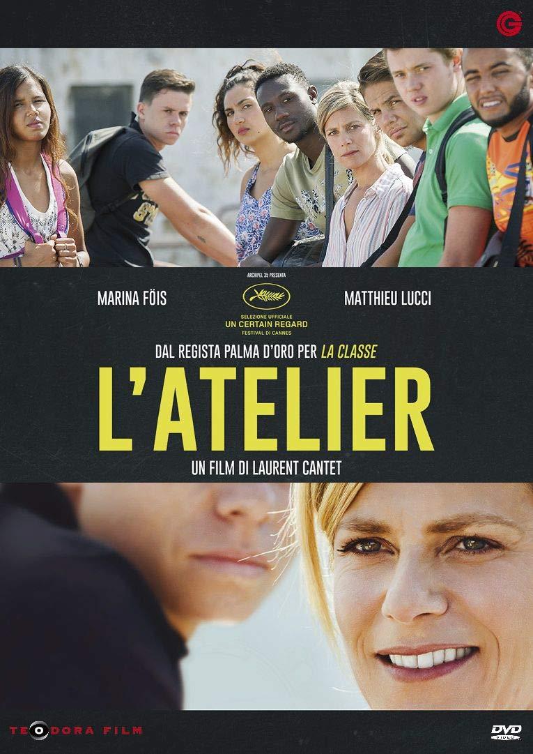 L'atelier (2018) DVD 9