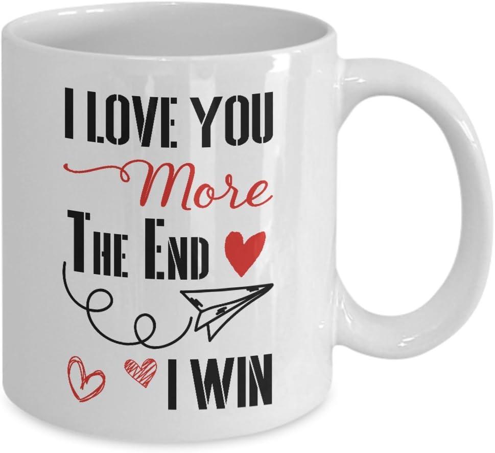 I LOVE COEUR écureuils Mug