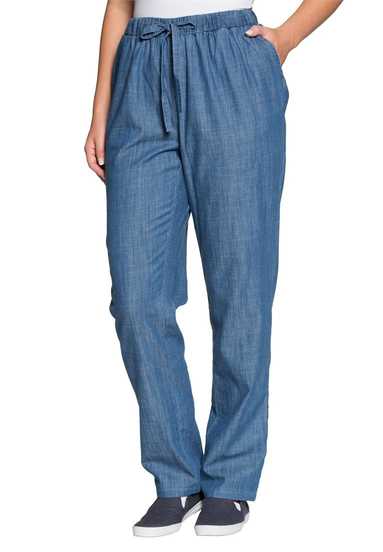 Big Discount Cheap Price drawstring straight leg jeans - Blue Department 5 Outlet Prices Buy Online New oJVsB5s5