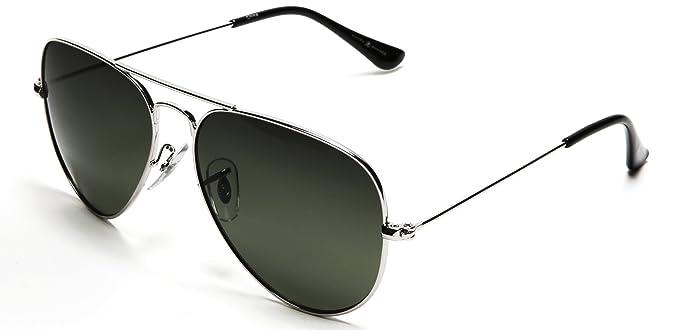 Gafas de sol Aviator Classic unisex: Amazon.es: Ropa y ...
