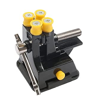 Jaw carving bench clamp mini vice suction grip vise vice micro