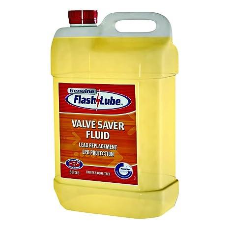 FlashLube Valve Saver Fluid Genuine Protection Auto Gas Aditivo LPG CNG