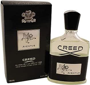 Creed Aventus Eau De Parfum Spray 3.4 Oz, 100 milliliters