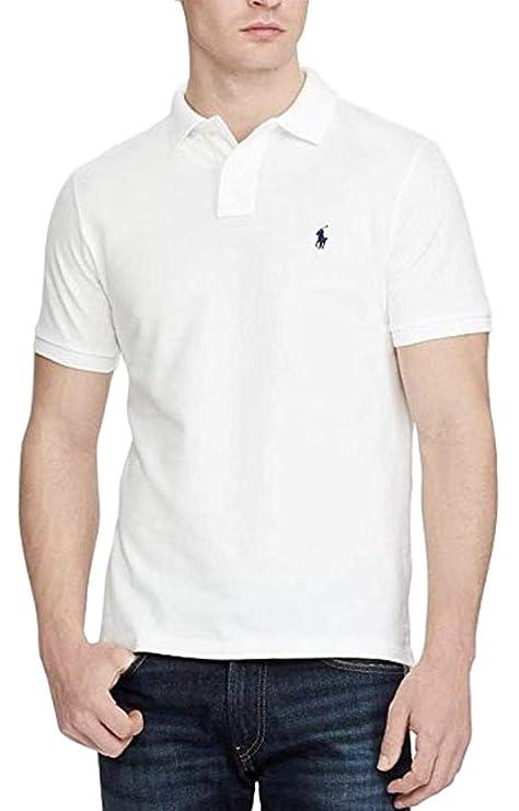 get cheap 27760 5df82 Ralph Lauren Polo Uomo Camicia-Liquid Fit interblocco Polo ...