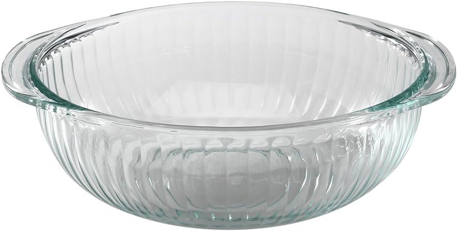 Amazon.com: Pyrex 2-cuartos de galón vidrio Bakeware ...