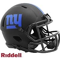$49 » NY New York Giants - Eclipse Alternate Speed Riddell Mini Football Helmet - New in Riddell Box