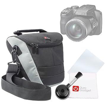 DURAGADGET réflex Fujifilm SLR/DSLR cámara bolsa - PREMIUM CALIDAD ...