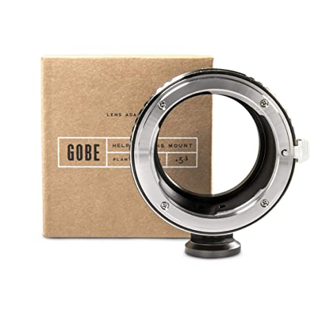 Amazon com: Gobe Lens Adapter: Compatible with Nikon F-Mount Lens