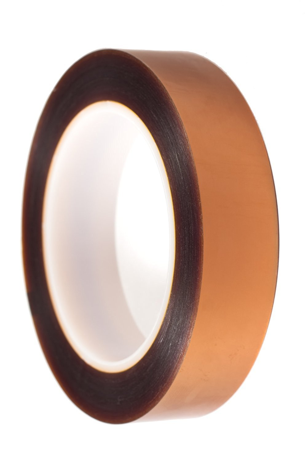 """Double Sided Polyimide Tape by ITSTECH, 3/4'' x Wide Yards Long, 1 Mil Thick on a 3"""" Core"""