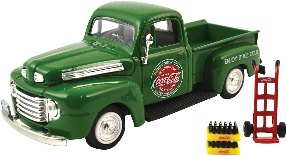 1-8 Oz Coke Bottle Ford Motor Company 100 YEARS anniversary