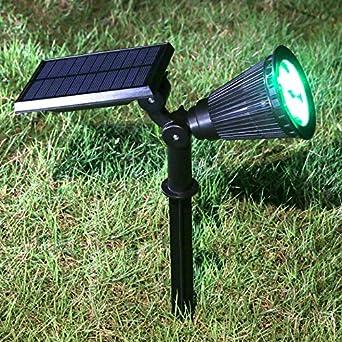 luces para jardin lamparas para exteriores luces de jardin aplique solar jardin aplique solar sensor de movimiento lampara exterior luces solares para jardin oferta luces para patio: Amazon.es: Iluminación