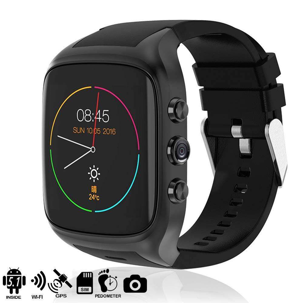 TEKKIWEAR. DMZ011BK. Smartwatch Phone Ak-X02S Dual Core con ...