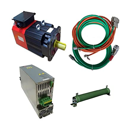 61AXf7hwQcL._SX425_ 3 phase 1 5kw ac spindle servo motor for cnc lathe and milling