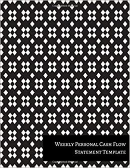 weekly personal cash flow statement template insignia accounts