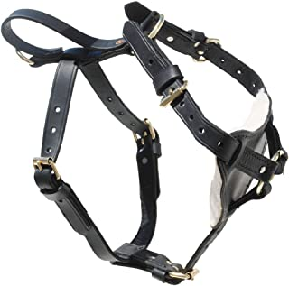 product image for Signature K9 Leather Tracking Harness