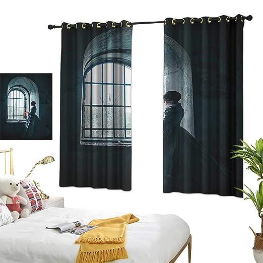 Cortinas cálidas para dormitorio familiar, colección de ...