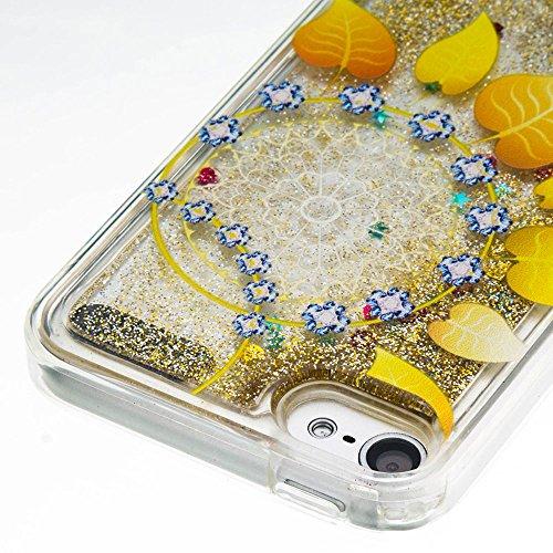Für Apple iPod Touch 5 / iPod Touch 6 Hülle ZeWoo® TPU Schutzhülle Silikon Tasche Case Cover - GS134 / Aurea