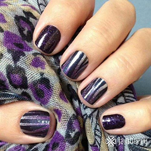 Jamberry Zebra Diva Sheet Wraps product image