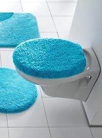 Neu  My Home,Badgarnitur für Hänge WC Bad Set WC Garnitur grau