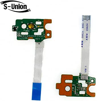 Power Button Board high quality For HP Pavilion 15-n080ca 15-n084ca 15-n087nr