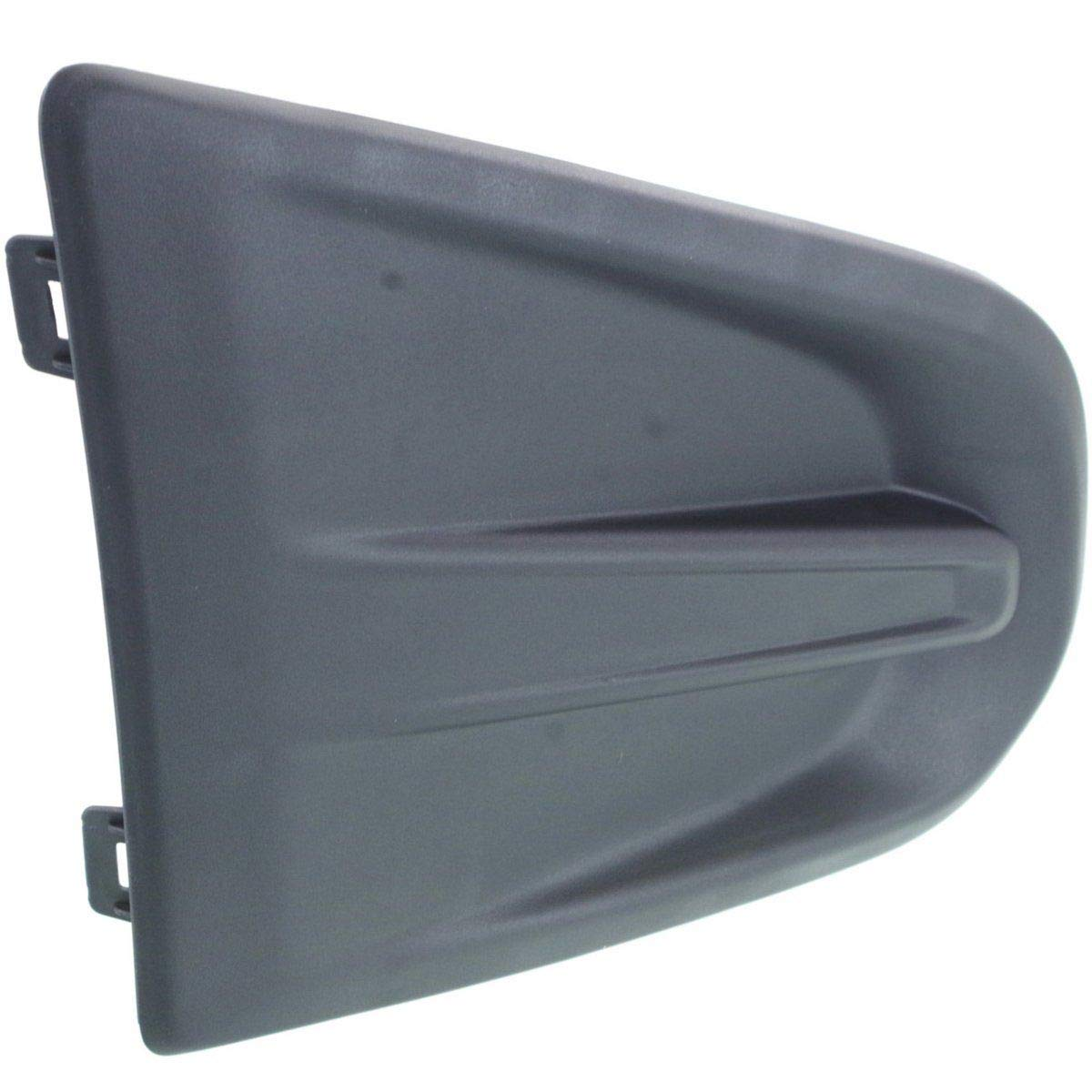 New Tow Eye Cover Fog light Lower bumper grill Front Passenger Right Side RH