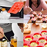 Silicone Baking Mold, Chocolate Molds&Candy Molds