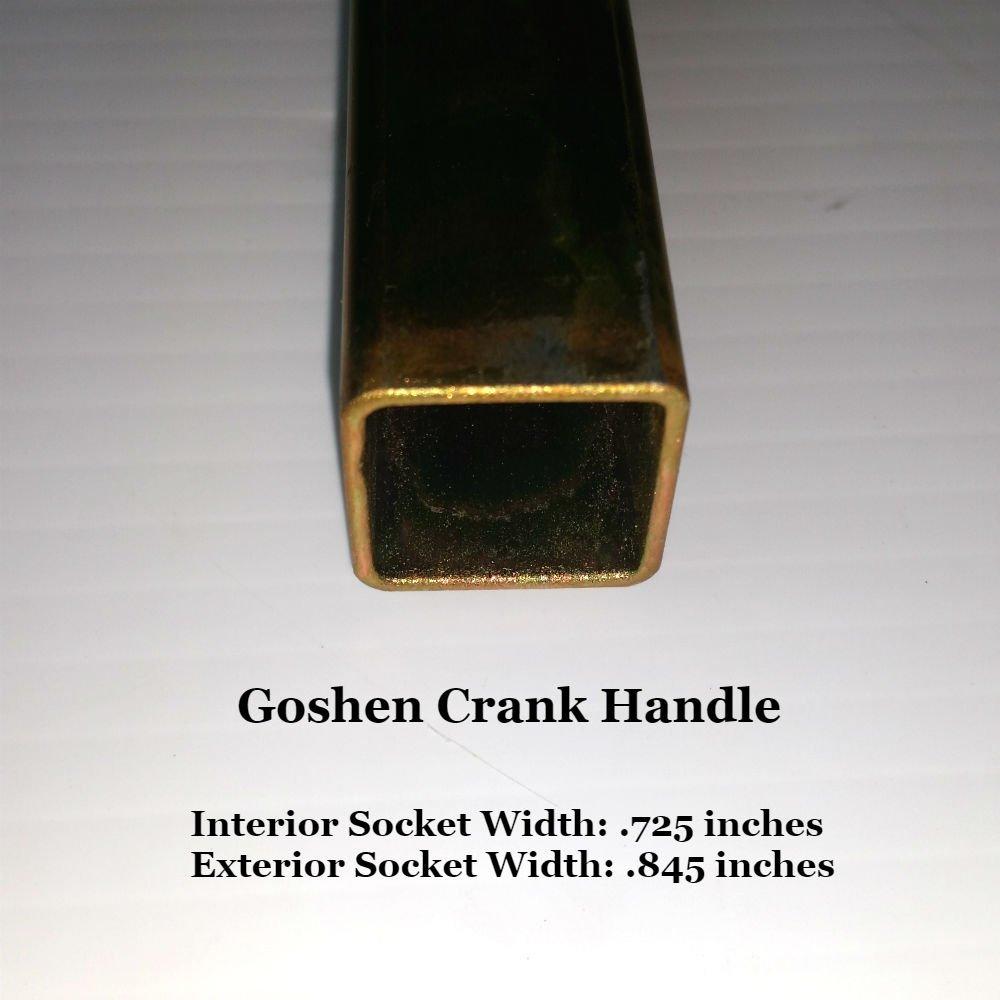 Goshen - Flagstaff - Rockwood - Palomino - Dutchmen Camper Crank Handle