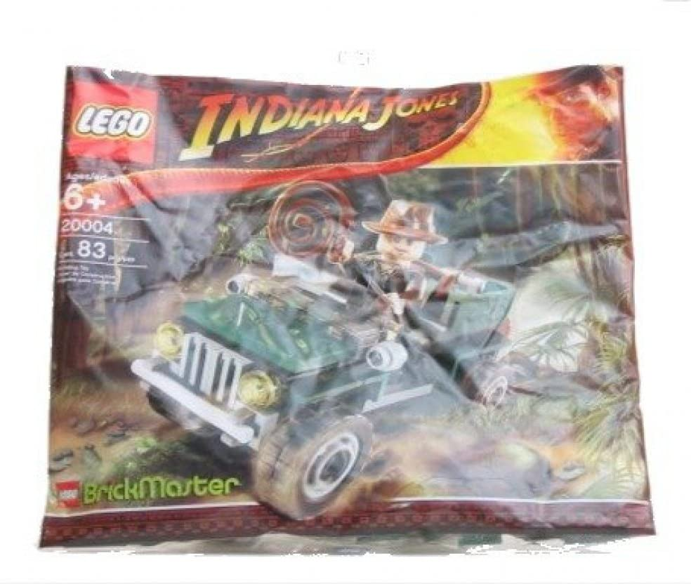 LEGO Indiana Jones Jungle Cruiser (20004)