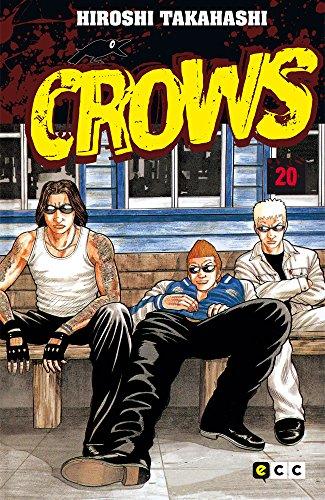 Descargar Libro Crows 20 Hiroshi Takahashi