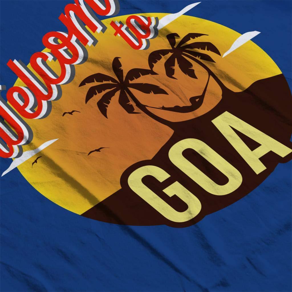 Welcome to Goa Kids T-Shirt