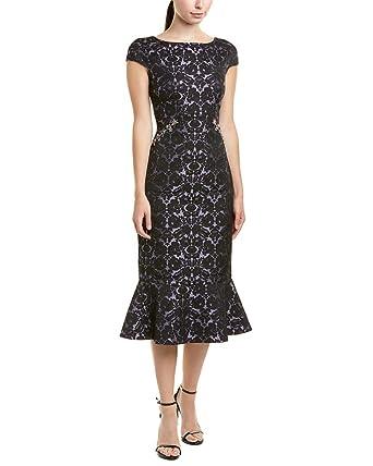 c85fdf37 St. John Womens Sheath Dress, 12, Purple at Amazon Women's Clothing store: