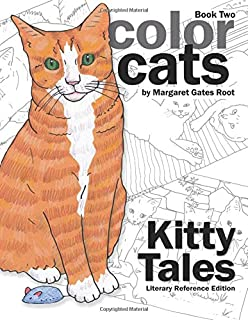 Color Cats Book Two