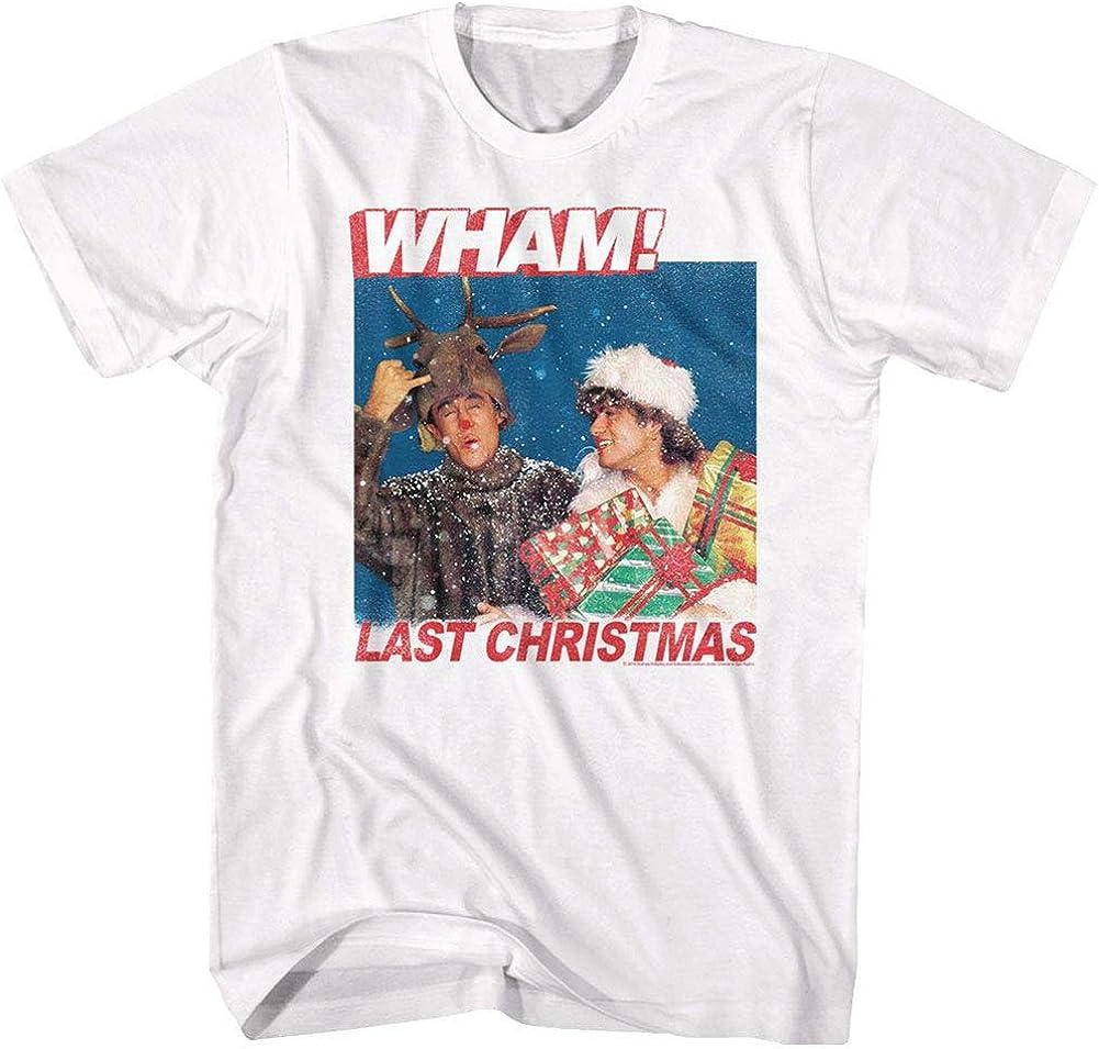 Wham English Music Duo Last Christmas Lyrics Toddler T-Shirt Tee